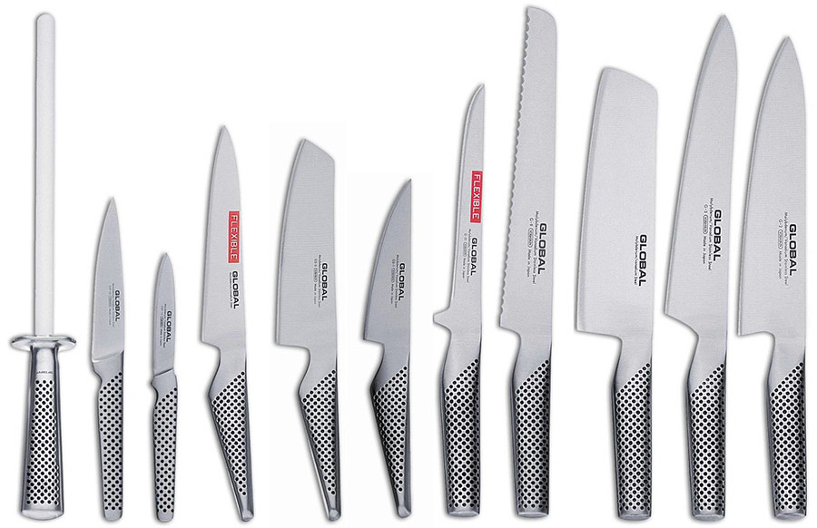Herma's Fine Foods & Gifts » Global Knives