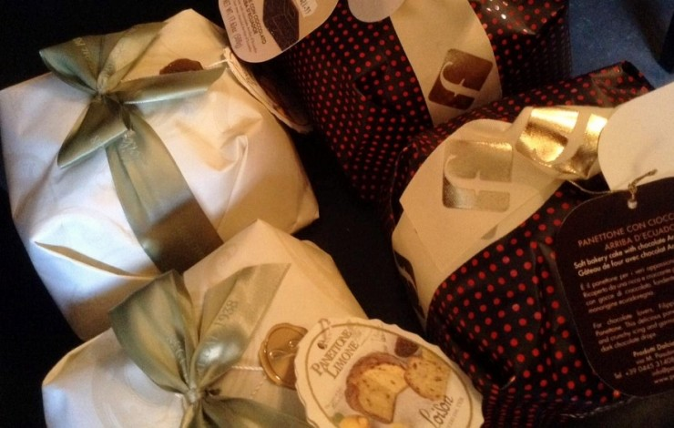 Panettone at Herma's - A Christmas Tradition