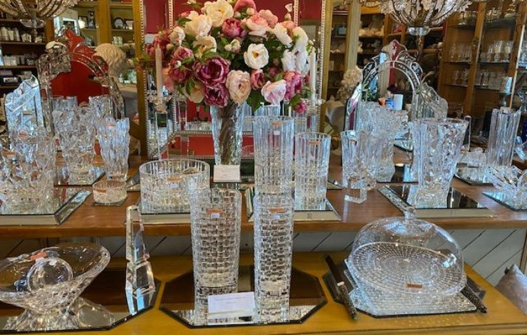 Mother's Day Gift Ideas - A Pictorial Tour, ALL Crystal 25% off includes Complimentary Gift Wrap