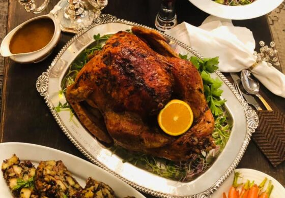Herma's News - Getting Ready for Thanksgiving, Cozy Food for Fall and