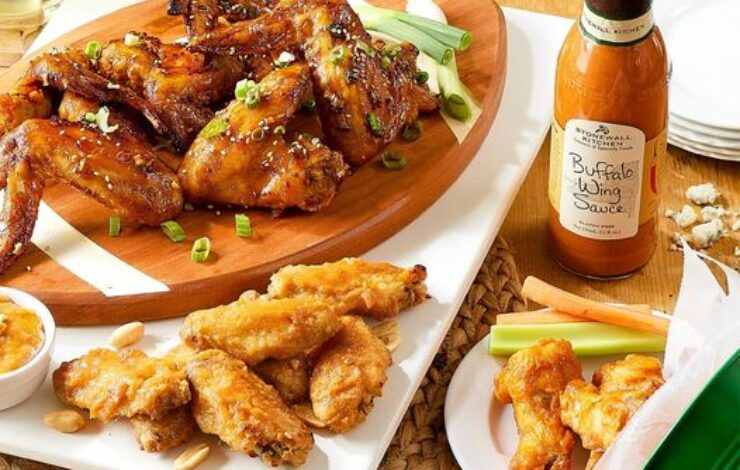 Super Bowl Sunday - Great game day food ideas!