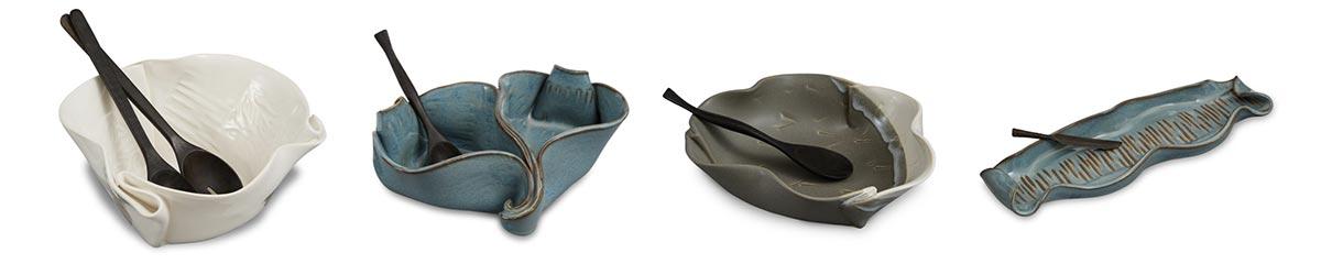 Hilborn pieces of potter