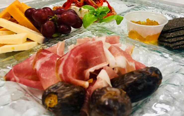 Herma's News - Thanksgiving Turkey Orders, Pear and Prosciutto Ideas and Corporate Gifts for Christmas